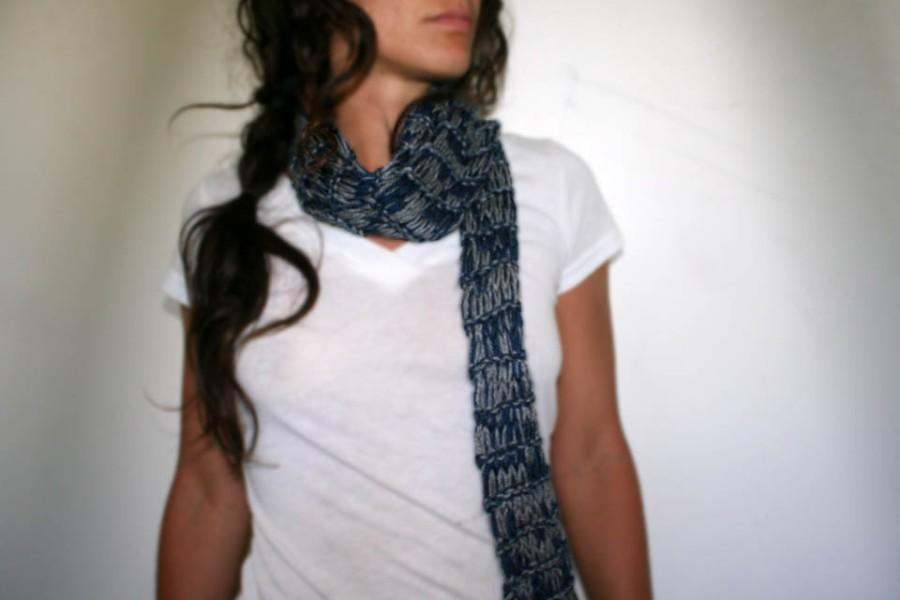 double crochet two colors 2