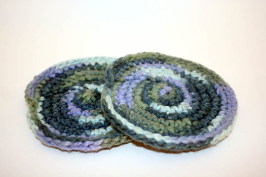 Organic Cotton Coasters